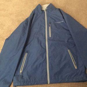 Vineyard Vines rain jacket